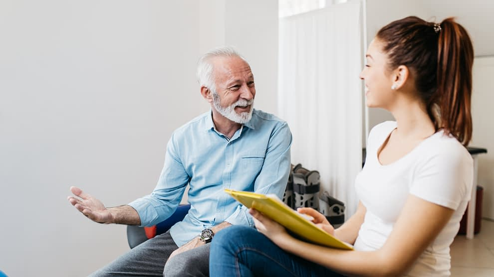 Client-centred care